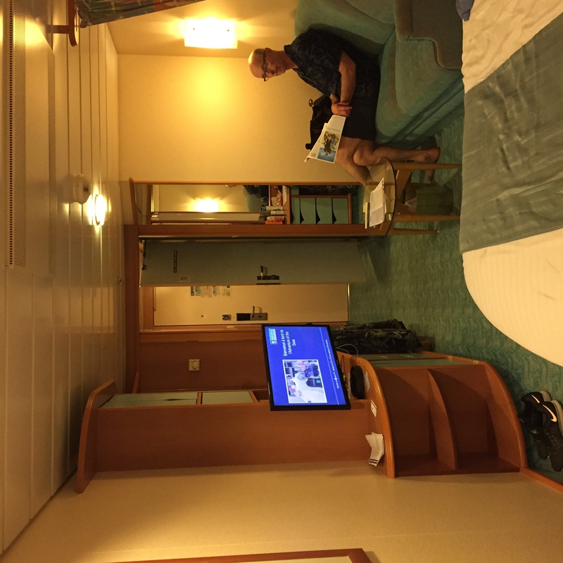 Large Oceanview Stateroom on Adventure of the Seas