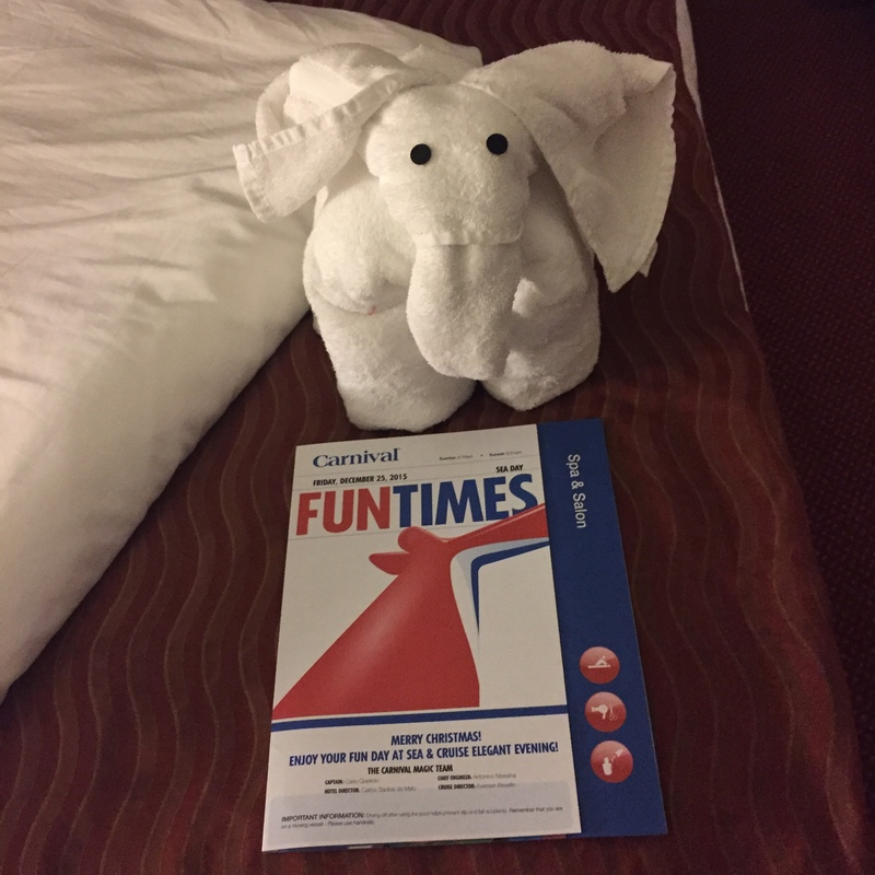 Carnival Magic cabin 11264