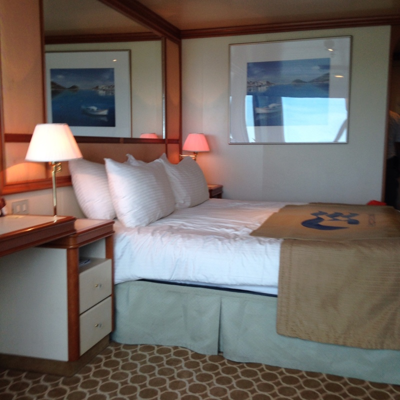 Grand Princess Cabins And Staterooms