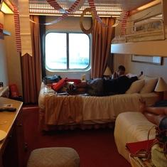 Carnival Sensation Cabins | U.S. News Best Cruises  |Carnival Sensation Ocean View