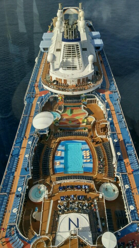 Anthem of the Seas, Royal Caribbean - November 14, 2016