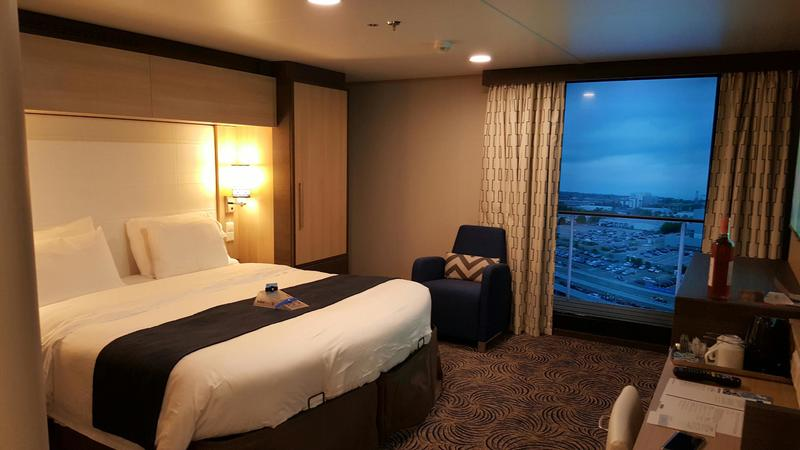 Anthem Of The Seas Cabins And Staterooms