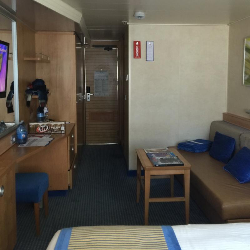 Carnival Sunshine cabin 1468