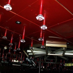 Diamonds Are Forever Dance Club on Carnival Fascination