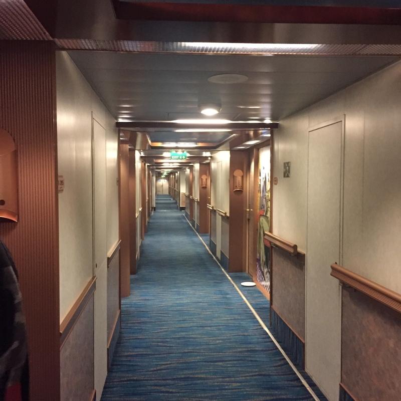 Carnival Splendor cabin 1288