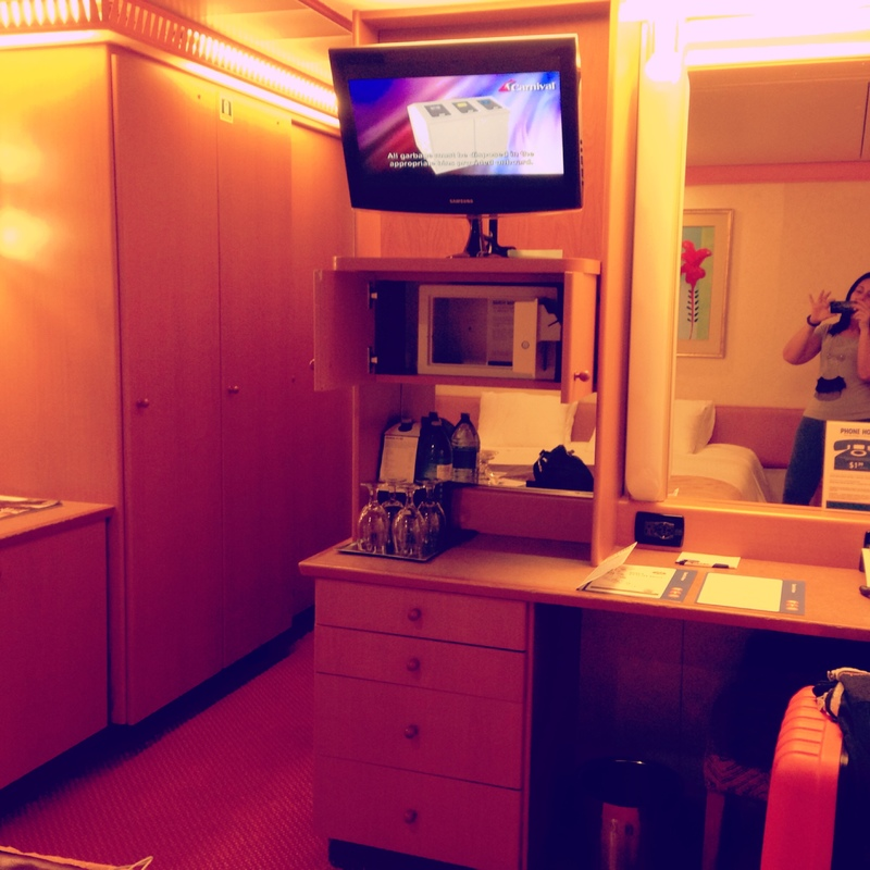 Carnival Glory cabin 1295