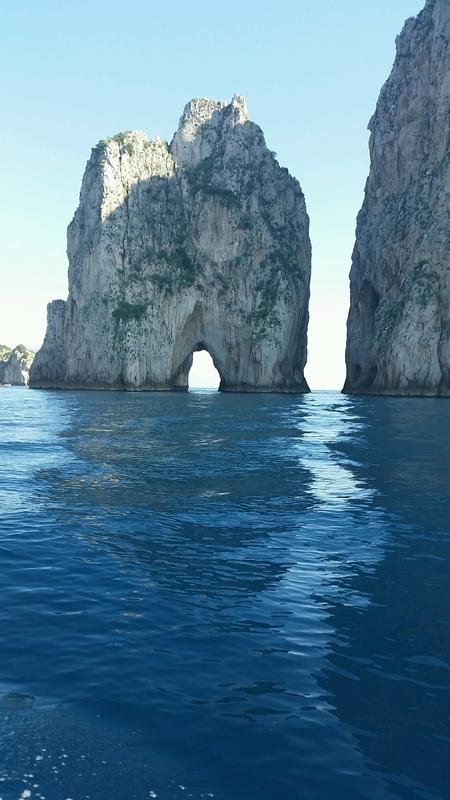 #Capri #RCCL #RhapsodyoftheSeas