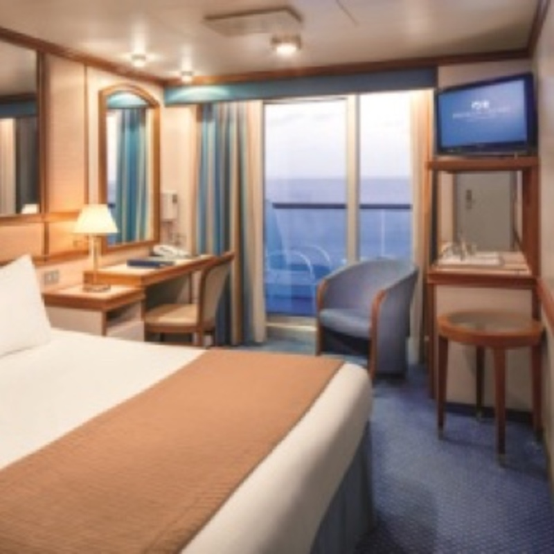 Caribbean Princess Cabins And Staterooms