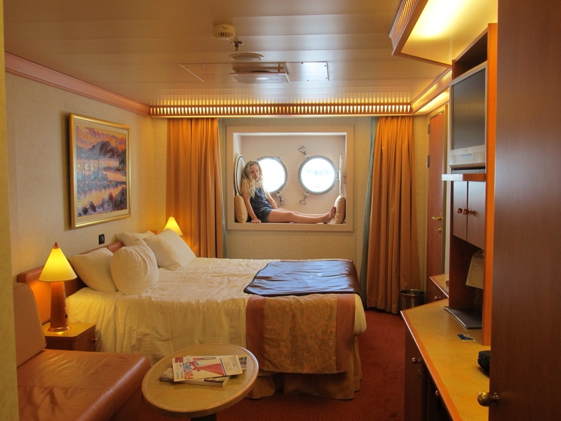 Porthole Stateroom Cabin Category Pc Carnival Freedom
