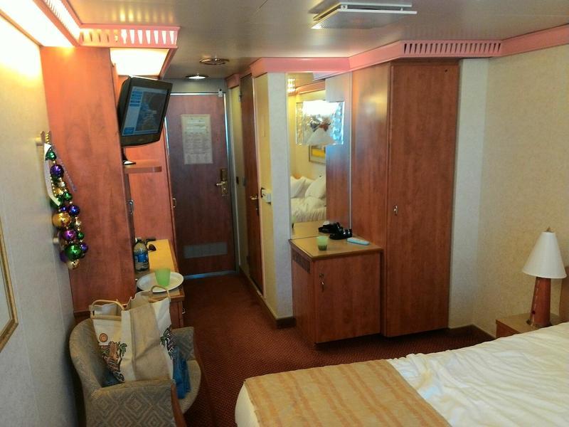 Carnival Glory cabin 6202