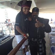 Carnival SeasideTheater on Carnival Freedom