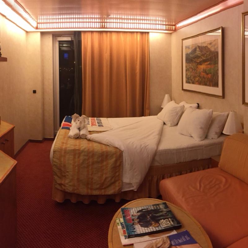 Carnival Pride cabin 6333