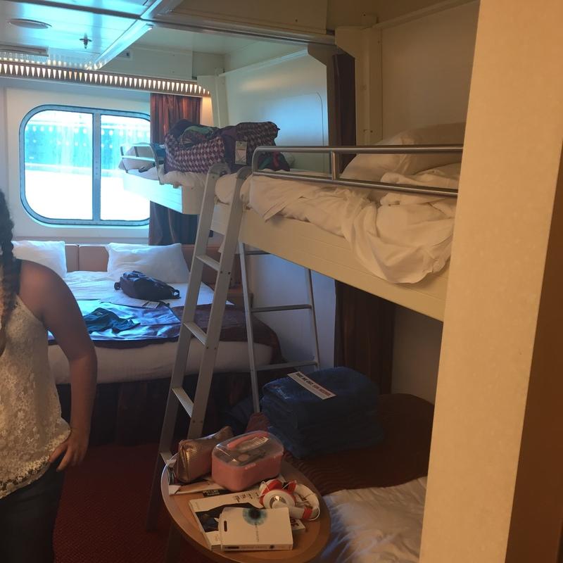 Carnival Magic cabin 1401
