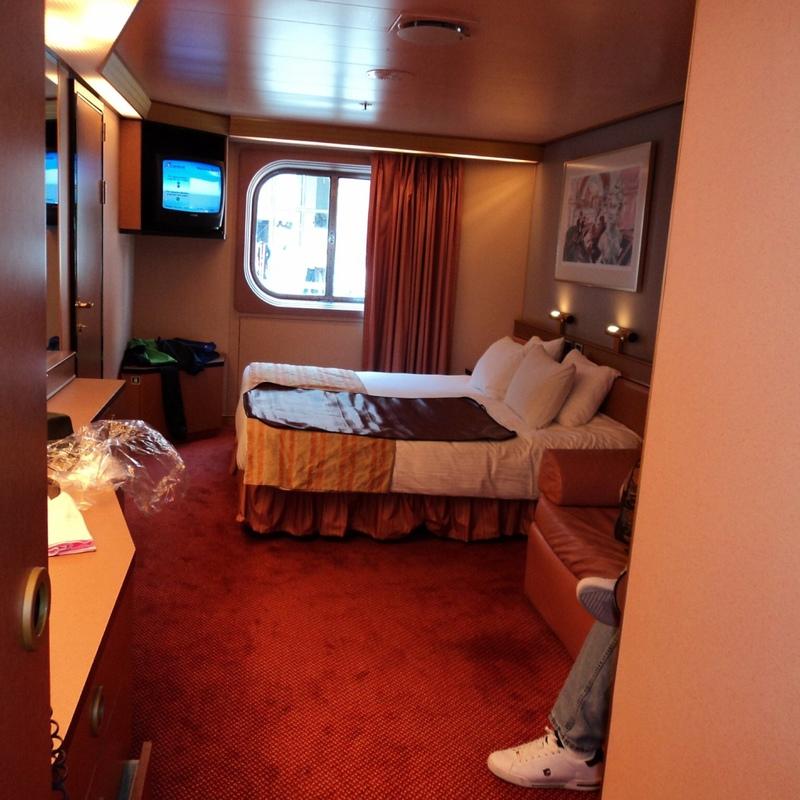 Carnival Triumph Best Interior Room