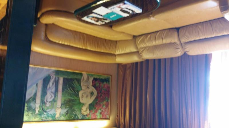 Carnival Elation cabin U111