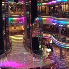 Centrum on Legend of the Seas