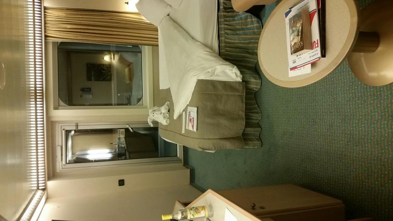 Carnival Magic cabin 11214