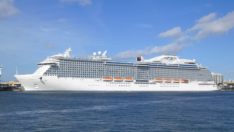 Royal Princess Cruises From Ft Lauderdale Port Everglades - Cruises in florida
