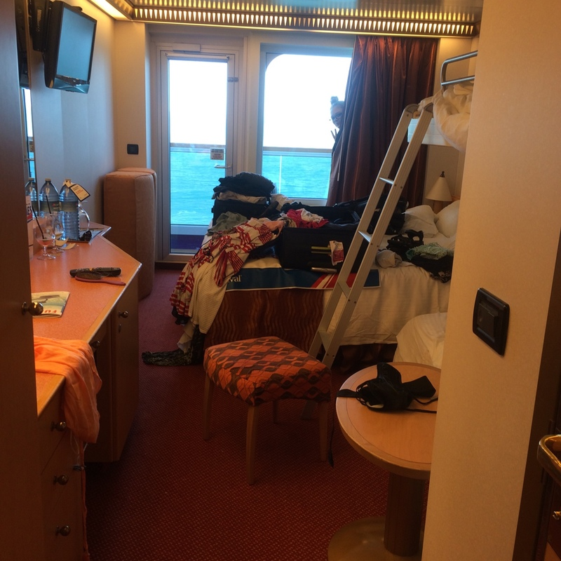 Carnival Magic cabin 8354