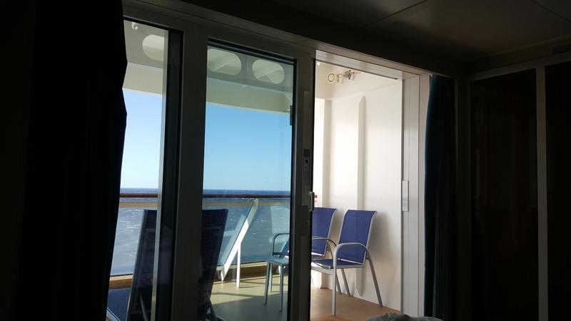 Balcony Cabin 14878 on Norwegian Breakaway, Category BV