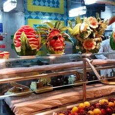Deli on Carnival Fascination