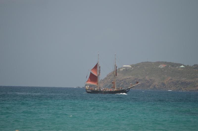 Pirate ship - Carnival Splendor