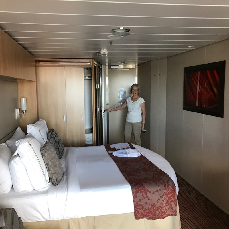 Balcony Cabin 1645 On Celebrity Solstice Category K2