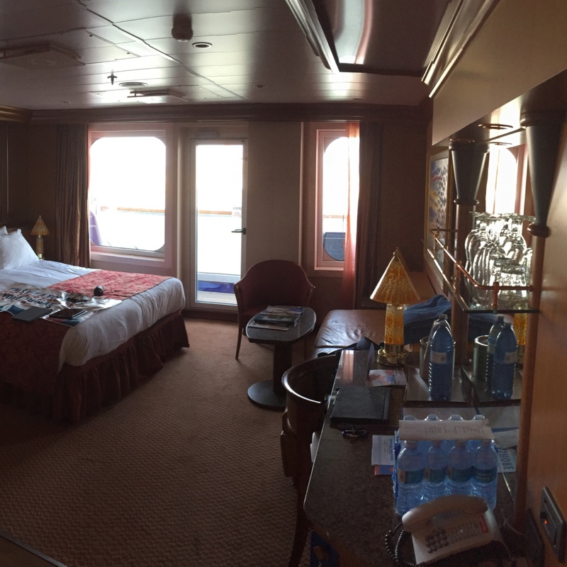 Suite 7242 On Carnival Freedom Category U3