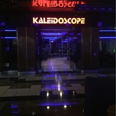 Kaleidoscope Dance Club on Carnival Sensation