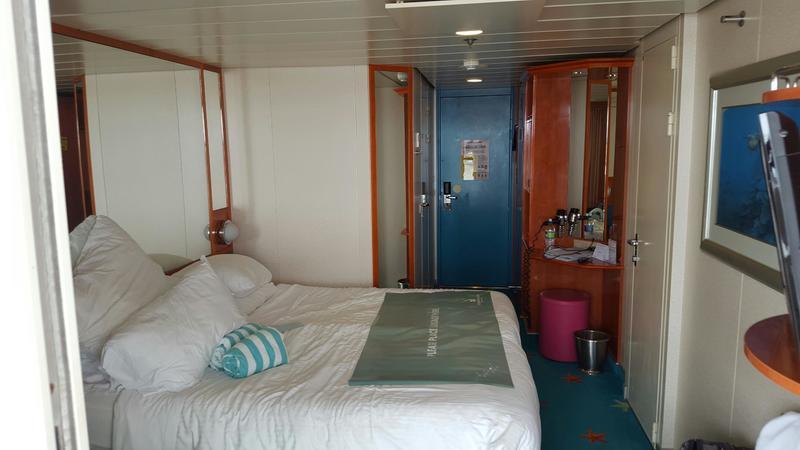 Norwegian Dawn cabin 10552