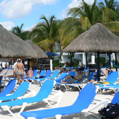 Cozumel, Mexico - El Cid, all-inclusive beach resort