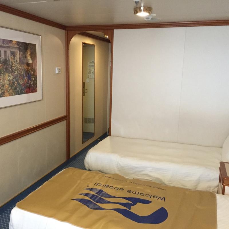 Balcony Stateroom Cabin Category Bc Caribbean Princess