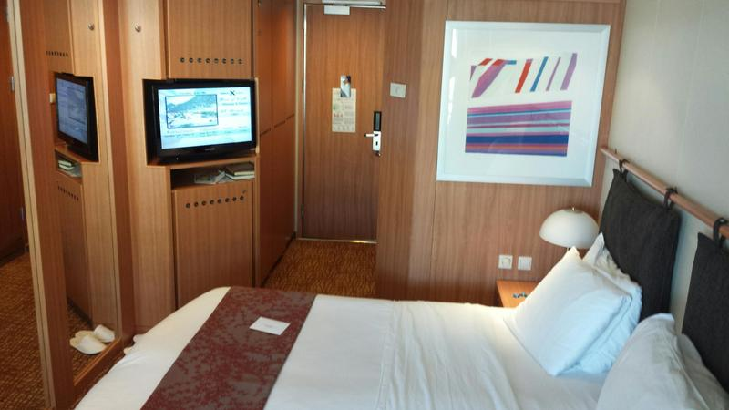 Celebrity Infinity Cabin No. 8045 - YouTube