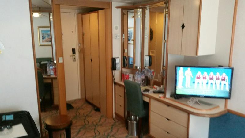 rhapsody of the seas cabins and staterooms