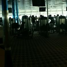 Day Spa and Fitness Center on Freedom of the Seas