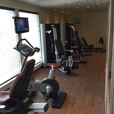Spa/Health Club on Costa Atlantica