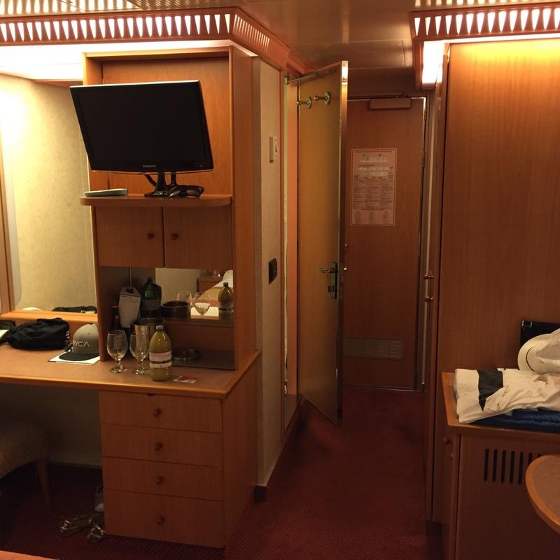 Carnival Liberty cabin 9231