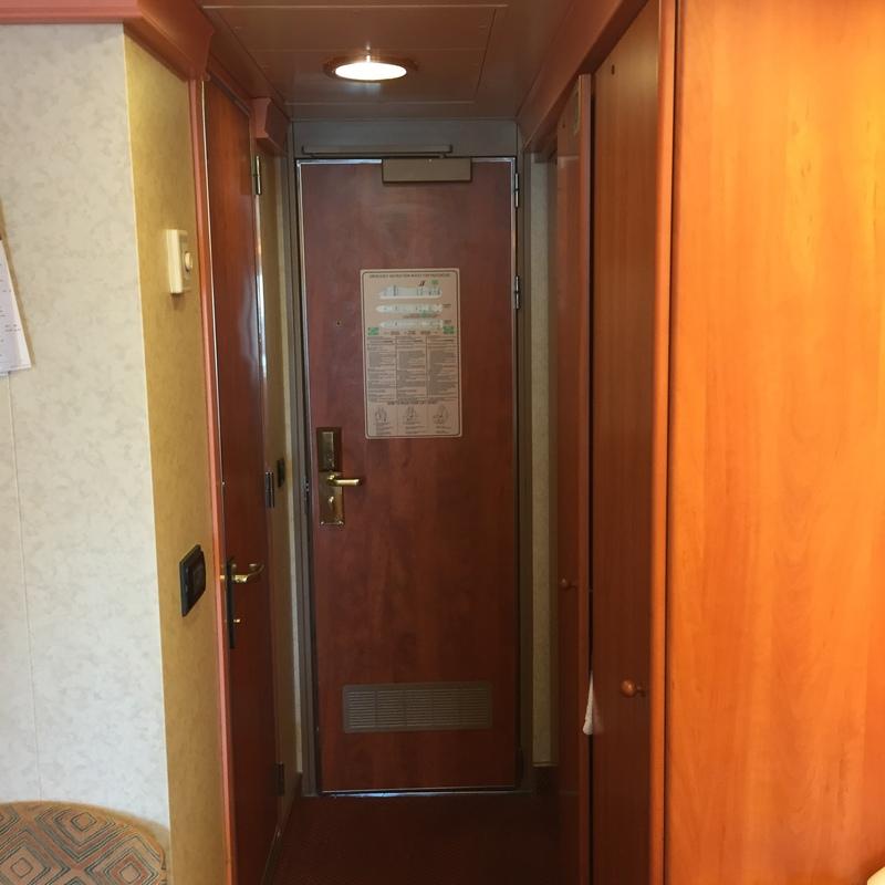 Carnival Liberty cabin 1452
