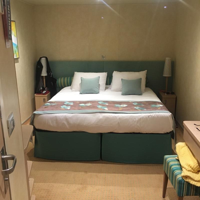 Cloud 9 Spa Interior Cabin Category 4s Carnival Vista