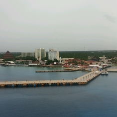 Jogging Track on Carnival Glory