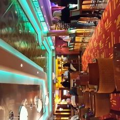 Mixers Martini Bar on Norwegian Jade