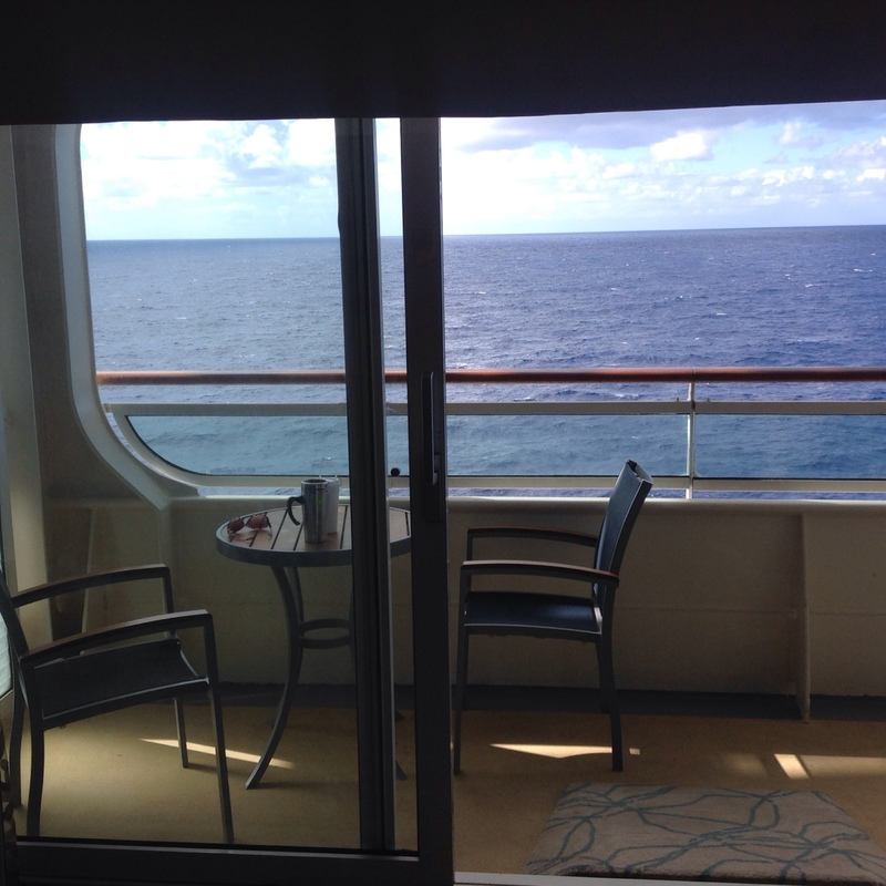 Balcony Cabin 7532 On Rhapsody Of The Seas Category D2