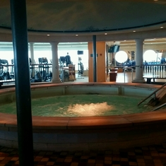 Day Spa and Fitness Center on Navigator of the Seas