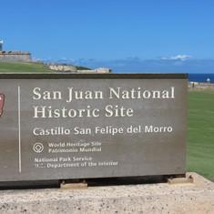 San Juan, Puerto Rico - El Moro