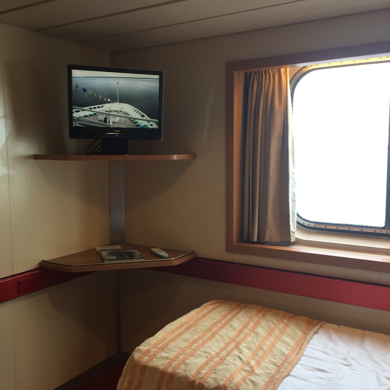 Oceanview Cabin M218 On Carnival Fantasy Category 6b