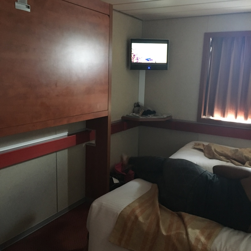 Oceanview Stateroom Cabin Category 6b Carnival Sensation