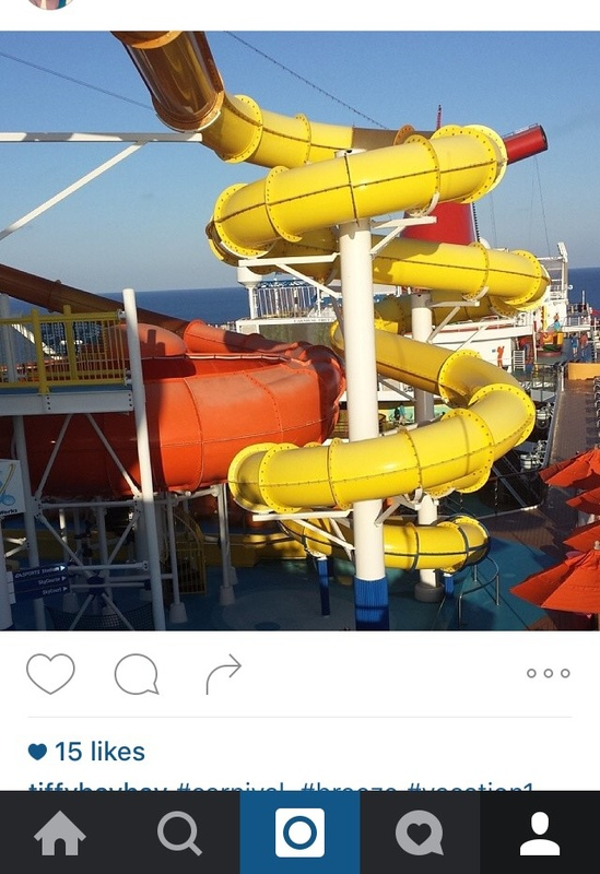Water Works - Carnival Breeze