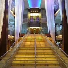 Grand Foyer on Celebrity Millennium