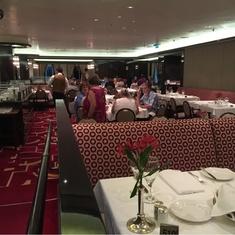 Allegro Dining Room on Royal Princess