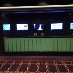 Box Office on Norwegian Breakaway